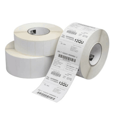 Blank Thermal Sticker Label On Roll Shipping Labels With Permanent Adhesive